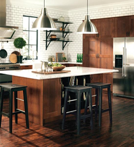our building contractors can fit your new kitchen
