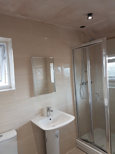 our builders can install your bathrooms