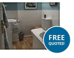 we offer free quotes for bathroom installations on the wirral