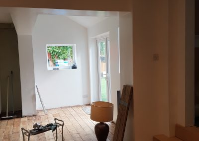 gallery house refurbishment 2