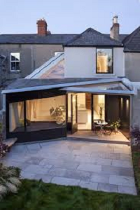 we design and build house extensions in wirral