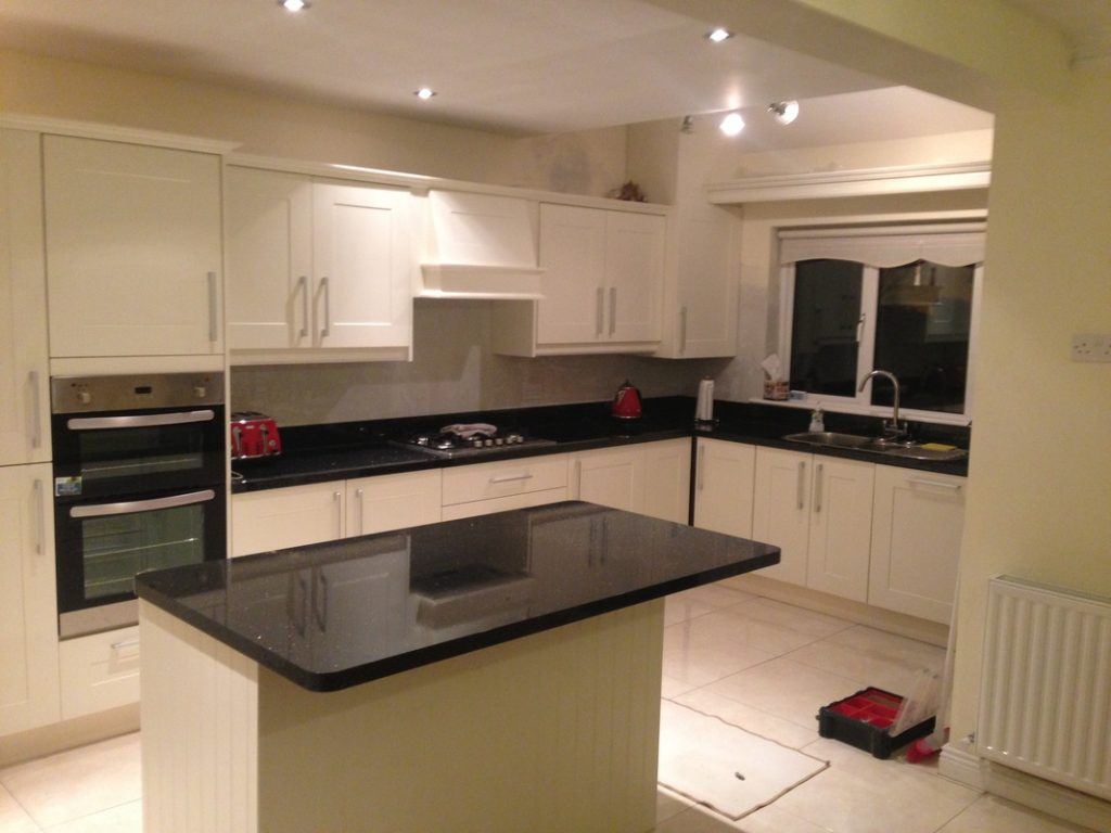 your local kitchen fitter wirral