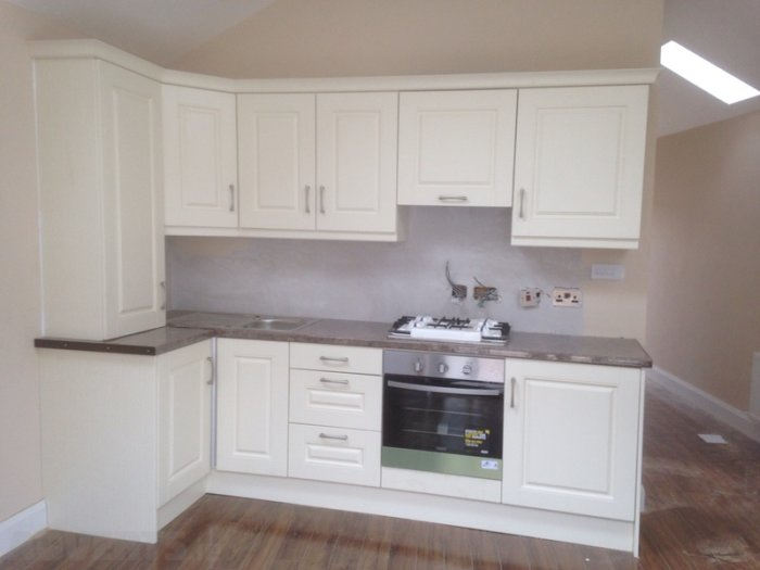 a full kitchen installation service in wirral
