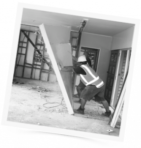 specialist building contractors wirral for the creation of open plan spaces